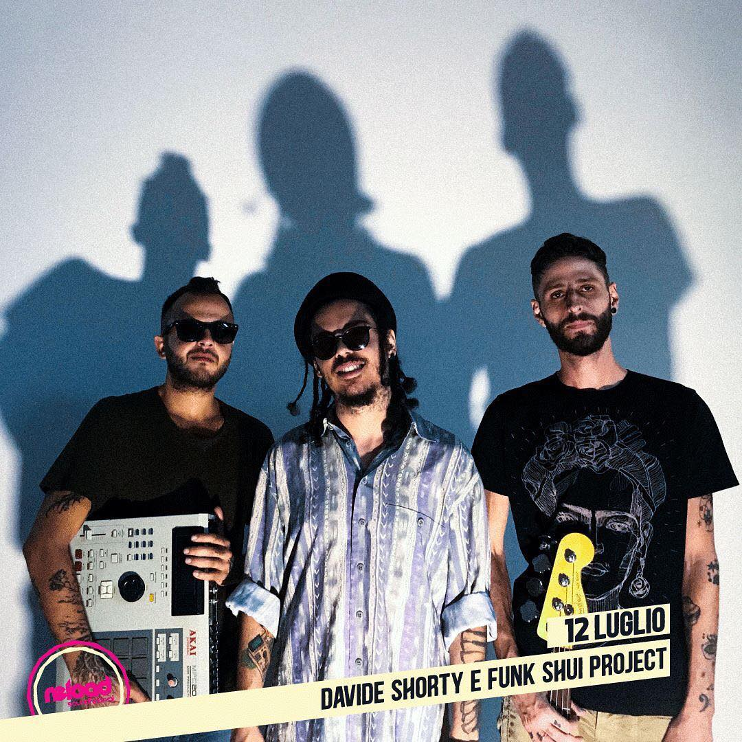 Davide Shoerty e Funk Shui Project- Artisti - Reload Soundfestival