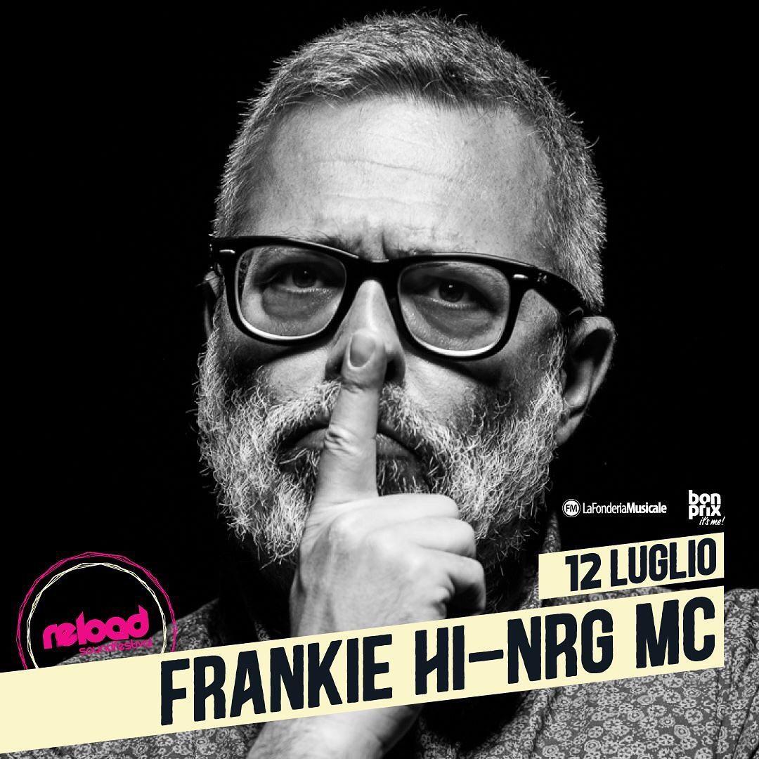 Frankie Hi-NRG Mc - Artisti - Reload Soundfestival