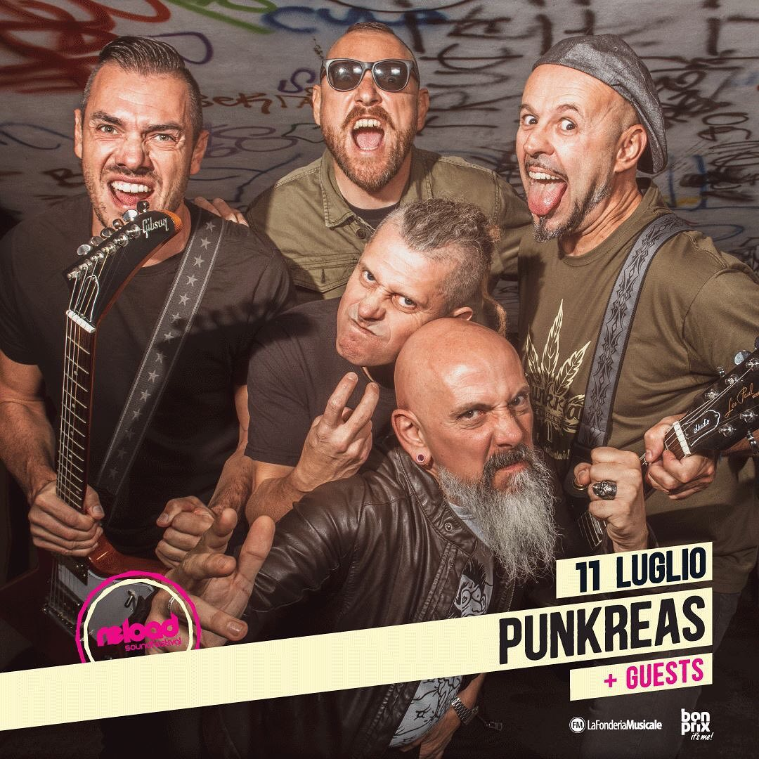 Punkreas - Artisti - Reload Soundfestival