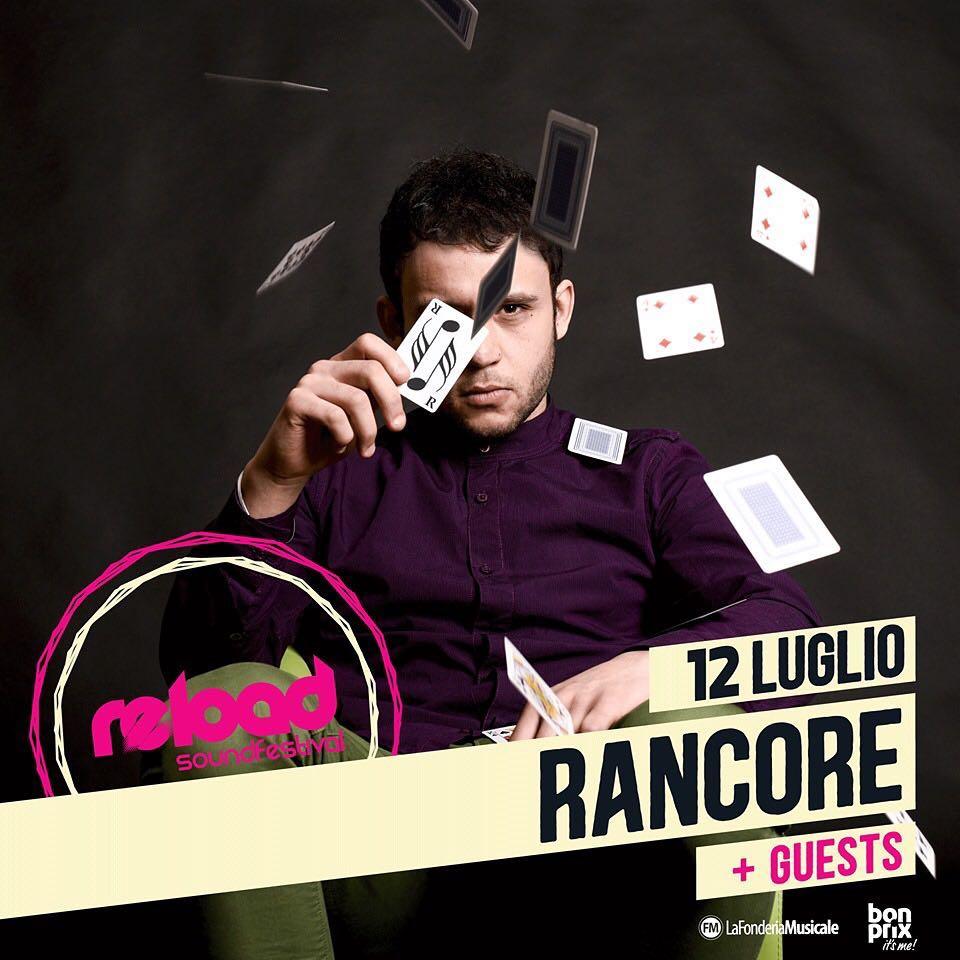 Rancore - Artisti - Reload Soundfestival